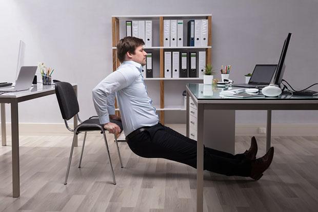 Các đại lý vận tải hoàn toàn có thể tập luyện thể thao ngay tại văn phòng của mình